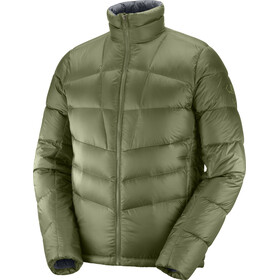 Salomon Transition Giacca In Piumino Uomo, olive night